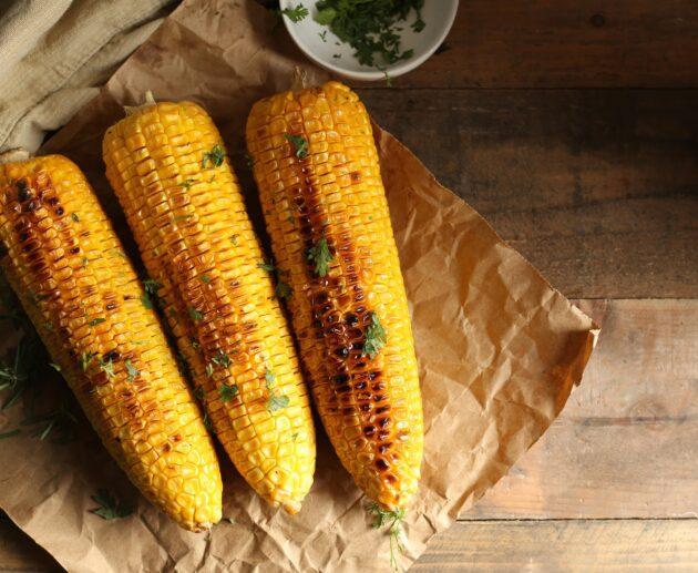 kukurūzas vālītes