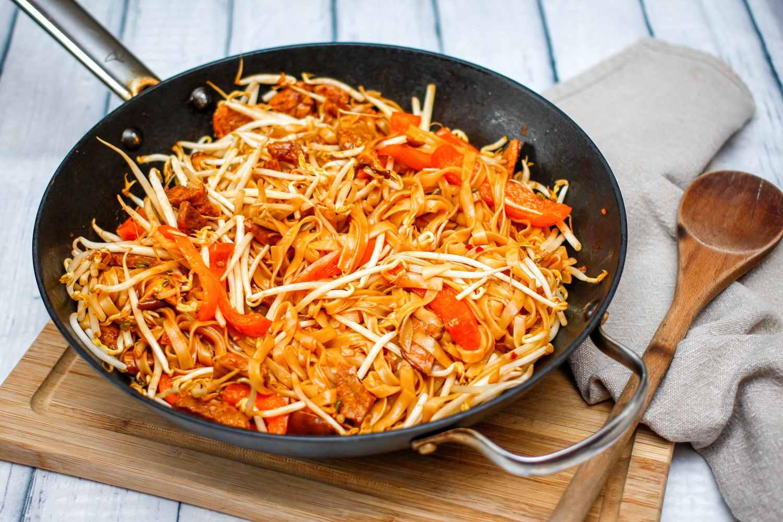 rīsu nūdeles
