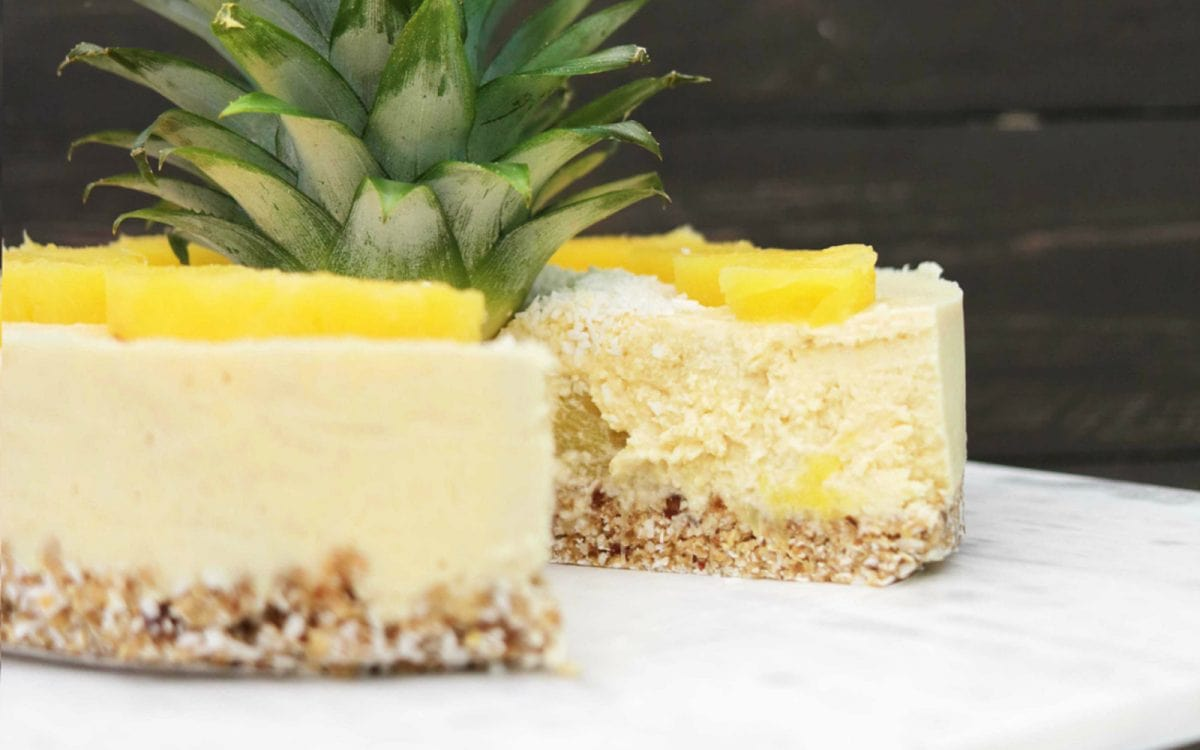 ananasa jogurta kūka