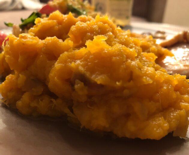 kartupeļu biezputra