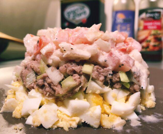 olu un tunču salāti